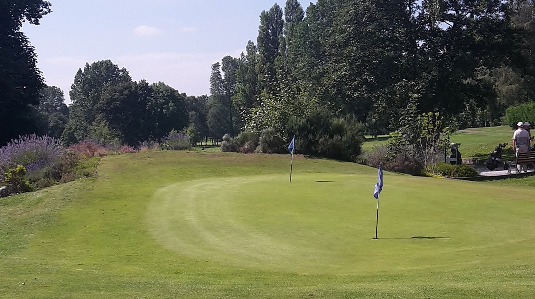 welcome to Whitefield golf club
